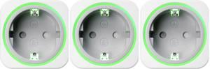 Bluetoothos energiafogyasztás mérő készlet, 3 db, Voltcraft SEM6000 VOLTCRAFT