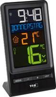 TFA Dostmann SPIRA Vezeték nélküli hőmérő Fekete TFA Dostmann