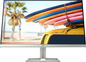 "HP 24fw LED monitor (felújított) 61 cm (24 "") EEK A (A++ - E) 1920 x 1080 pixel Full HD 5 ms HDMI™, VGA IPS LED (3KS62AA#ABB) HP"