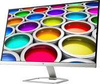 """HP 27ea LED monitor (felújított) 68.6 cm (27 """") EEK A+ (A++ - E) 1920 x 1080 pixel Full HD 7 ms HDMI™, VGA, Fejhallgató (X6W32AA#ABB) HP"""