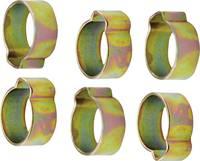 Aerotec Schlauchklemmen für 9x13 mm Schlauch lose Inhalt 1 Stück Sűrített levegős tömlő csíptető 1 db Aerotec