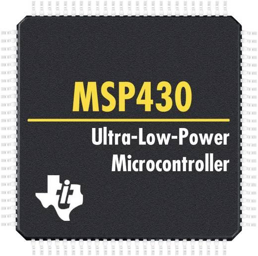 MSP430 mikrokontroller, ház típus: QFP-64, Texas Instruments MSP430F249TPM