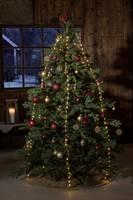 Konstsmide 6379-890 LED-es karácsonyfa fényfüzér Beltérre Hálózatról üzemeltetett Fényforrások száma 300 LED Konstsmide