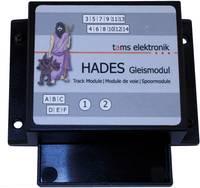 TAMS Elektronik 51-04158-01-C Készülékház Tartozék Hades-sínmodulhoz TAMS Elektronik