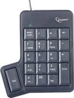 USB-s numerikus billentyűzet Gembird KPD-UT-01 Fekete (KPD-UT-01) Gembird
