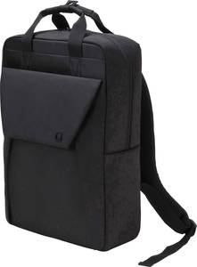 "Dicota Notebook hátizsák DICOTA EDGE - Notebook-Rucksack - 39.6 c Alkalmas: Max.: 39,6 cm (15,6"") Fekete Dicota"