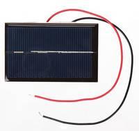 Velleman SOL4N Polikristályos napelem modul 2 V Velleman