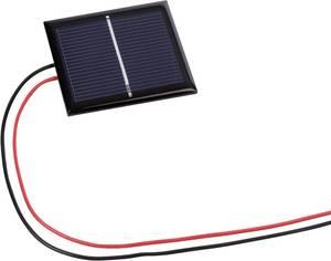 Velleman SOL1N Polikristályos napelem modul 0.5 V Velleman