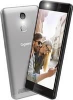 Gigaset GS180 16 GB 5 coll (12.7 cm) Dual-SIM Android™ 8.1 Oreo 13 MPix Ezüst/antracit Gigaset