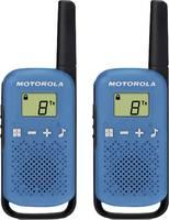 Motorola Solutions TALKABOUT T42 blau PMR készülék 2 részes készlet Motorola Solutions