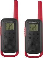 Motorola Solutions TALKABOUT T62 rot PMR készülék Motorola Solutions