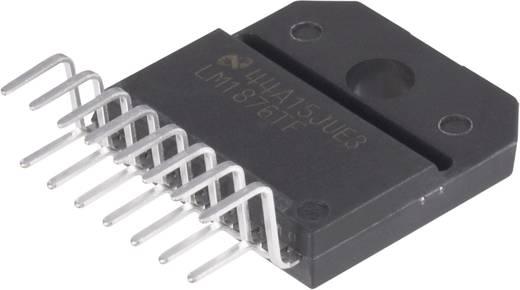 Lineáris IC LM1876TF NF erősítő 2 X 20 W