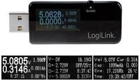 LogiLink PA0159 USB-s áramerősség mérő LogiLink