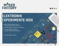 MAKERFACTORY MF Elektronik-Experimente-Box 150387 Kísérletező doboz (MF Elektronik-Experimente-Box) MAKERFACTORY