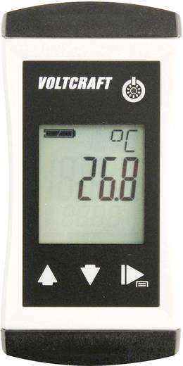 VOLTCRAFT PTM-100 Hőmérséklet mérőműszer -200 - 450 °C Érzékelő típus Pt1000 IP65 Kalibrált: Gyári standard (tanusítvánn