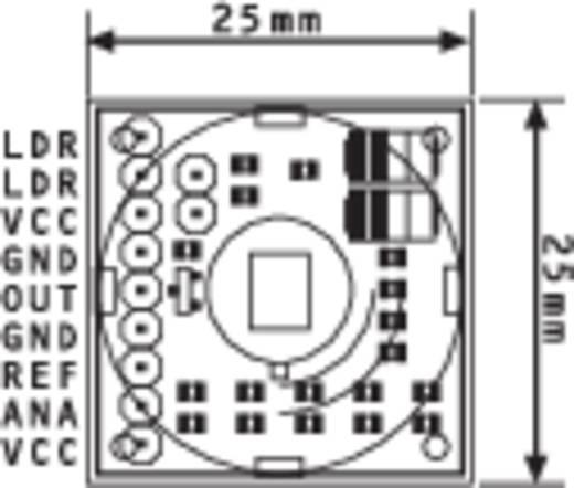 PIR mozgásérzékelő modul, Hygrosens