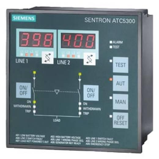 Hálózati átkapcsoló vezérlő készülék Siemens 3KC9000-8TL30 1 db
