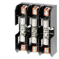 Biztosíték tartó 30 A 600 V/AC Siemens 3NC1038-3 1 db (3NC10383) Siemens