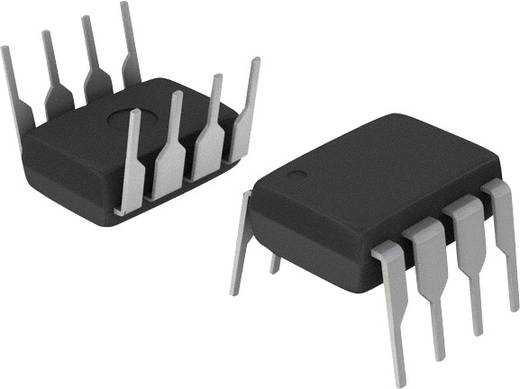 CMOS optocsatoló 25 MBd, 6 ns, 3,3 V, DIP 8, Avago Technologies ACPL-772L-000E