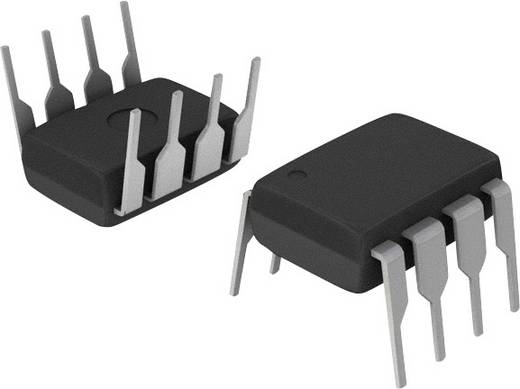 Lineáris IC MCP602-I/P PDIP-8 Microchip Technology, kivitel: OPAMP DUAL SNGL SUPPLY