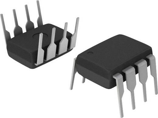 Műveleti erősítő (normál), ház típus: DIP-8, kivitel: kettős zajszegény műveleti erősítő, Texas Instruments NE5532P