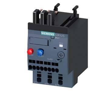 Túlterhelés relé 1 db Siemens 3RU2116-0CC0 (3RU21160CC0) Siemens