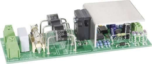 Fázishasításos vezérlés, 500 W Conrad PAD-500 Üzemkész nyáklap, 0 ... 40 °C, PAD 500, 230 V/AC