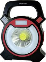 Megatron MT69050 Akkus kézi fényszóró Helfa Fekete, Piros LED (MT69050) Megatron
