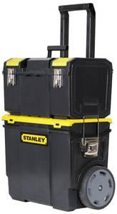 Stanley by Black & Decker 1-70-326 Szerszámos doboz Műanyag Fekete, Sárga Stanley by Black & Decker