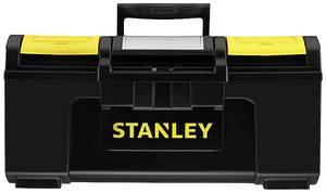 Stanley by Black & Decker 1-92-065 Szerszámos doboz Fekete, Sárga Stanley by Black & Decker