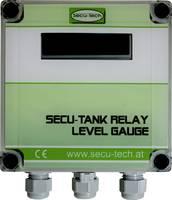 SecuTech Kijelző szintjelző érzékelőhöz SECU Tank Relay HW000082 Mérési tartomány: 25 m (max) 1 db SecuTech