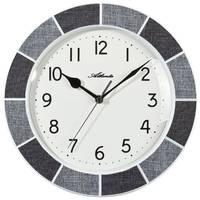 Atlanta Uhren 6126/4 Kvarc Falióra 300 mm Szürke (6126/4) Atlanta Uhren