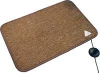 Elektromos fűtőszőnyeg 60 x 40 x 1,5 cm, konyak, Arnold Rak Heat Master 611257-C Arnold Rak