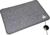 Elektromos fűtőszőnyeg 70 x 50 x 1,5 cm, antracit, Arnold Rak Heat Master 611258-A Arnold Rak
