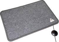 Elektromos fűtőszőnyeg 90 x 60 x 1,5 cm, antracit, Arnold Rak Heat Master 611259-A Arnold Rak