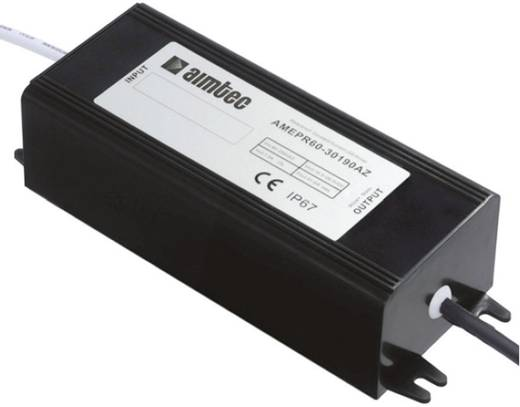 AC/DC LED meghajtó 1,4 A, 47-440 Hz, 90-277 V/AC, 120-390 V/DC, Aimtec AMEPR30-24140AZ