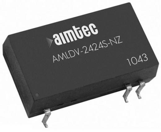 High-Power LED meghajtó 500 mA, 5,5-48 V, Aimtec AMLDV-4850-NZ