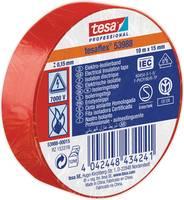 tesa 53988-00015-00 Szigetelőszalag tesa® 53988 Piros (H x Sz) 10 m x 15 mm 1 db tesa