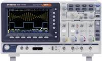 GW Instek GDS-1102B Digitális oszcilloszkóp 100 MHz 1 GSa/mp 10 Mpts 8 bit GW Instek