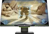 HP 25x LED monitor (felújított) 62.2 cm (24.5 coll) EEK A (A++ - E) 1920 x 1080 pixel Full HD 1 ms Kijelző csatlakozó, H HP