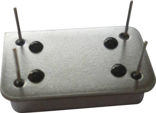 Kvarc oszcillátor, frekvencia: 10,24 MHz, DIP 14, (H x Sz) 20,7 x 13,1 mm, TFT680