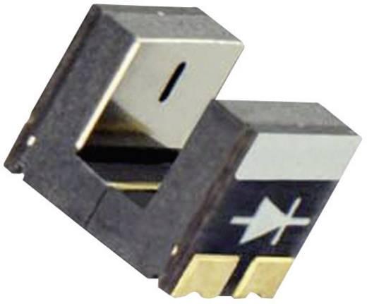 Miniatűr villás fénysorompó, hatótáv: 3 mm, Omron EE-SX1109