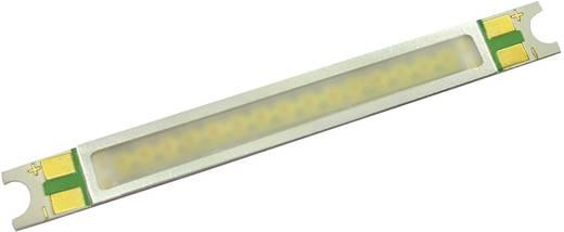 High Power LED csík 20 lm, 130°, 4,8 cm/ 15 LED, kék, Kingbright KAS-4805QBFS/3