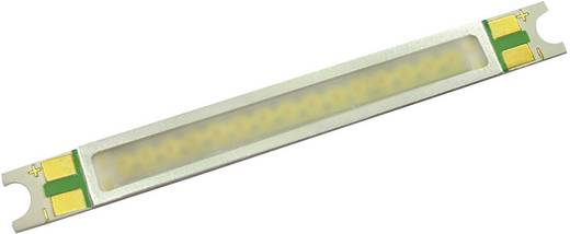 High Power LED csík 45 lm, 120°, 4,8 cm/ 15 LED, kék, Kingbright KAS-4805QB24S/7