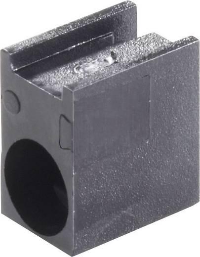 LED foglalat 3 mm, 90°, Richco LEDH-101C-38