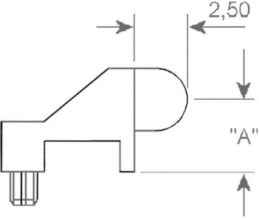 LED fényvezető 90°, Richco RSLP-3-300-R