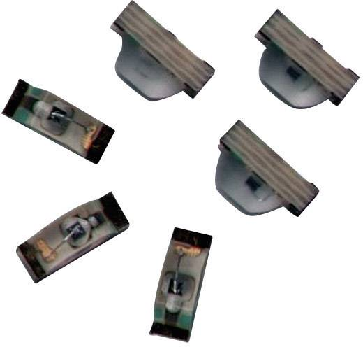 SMD LED 0603, 17 mcd, 155°, 20 mA, 1,8 V, piros, Avago Technologies HSMH-C120