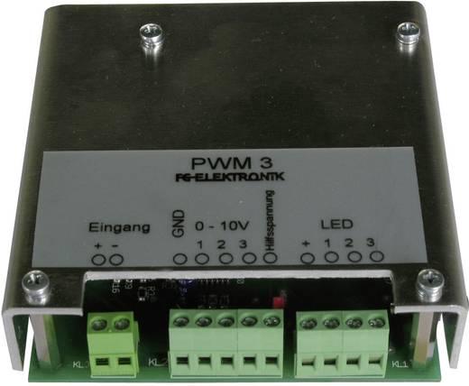 FG Elektronik LED dimmelő modul, 10-24 V, 3 x 5 A