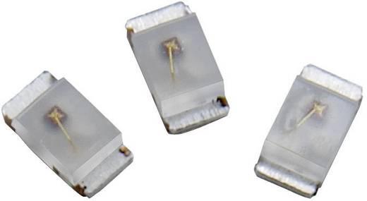 SMD LED 1206, 90 mcd, 170°, 20 mA, 1,9 V, borostyán, Avago Technologies HSMA-C150