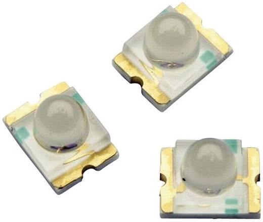Szubminiatűr Poly-LED lencsével, 650 mcd, 15°, piros, Avago Technologies ASMT-BR20-AS000